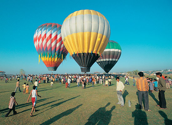 hor air ballooning