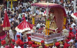 Teej Fair festival Jaipur Rajasthan travel