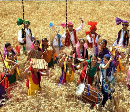 Baisakhi Fair Festival India