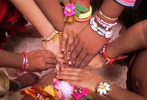 Rakhi Fair Festival India