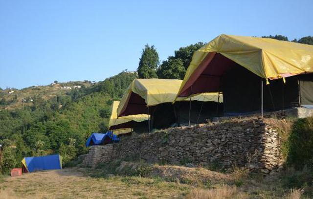 Nainital Camping Ayur