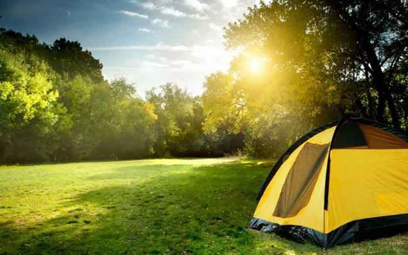 Nainital Camping YMCA