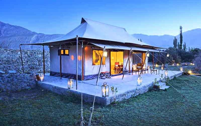 Nainital Camping Dhanuli