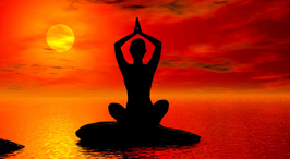yoga ayurveda tour india