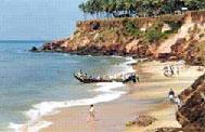 itinerario de la india varkala