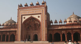 golden triangle fatehpur sikri