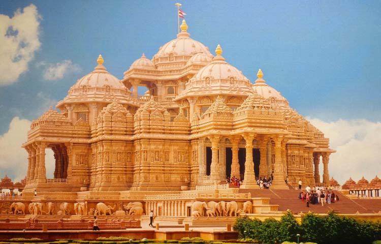 Akshardham Temple B