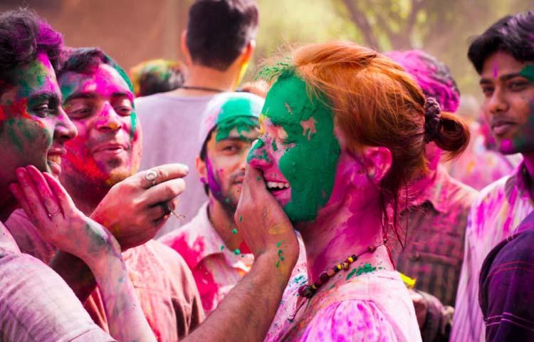 holi festival india Big
