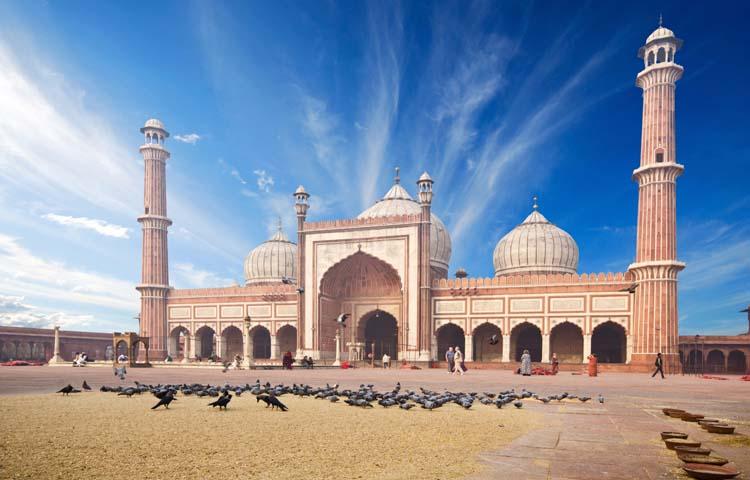 Jama Masjid Big