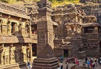 golden triangle tour ajanta ellora mumbai