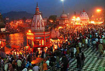 golden triangle tour haridwar uttaranchal