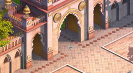 maharaja history